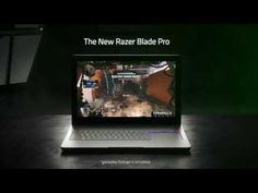 Razer Blade Pro packs Nvidia 1080, but is almost as thin as MacBook Pro