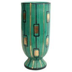 Check out this item at One Kings Lane! Midcentury Italian Vase