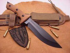 Treeman Original combat knife //