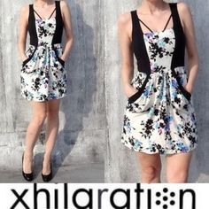 I just discovered this while shopping on Poshmark: Summer dress. Check it out! Price: $15 Size: XS