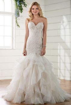 Essense of Australia bridal gowns available at Nikki's!