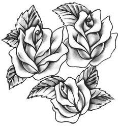 latest-three-roses-tattoo-designs.jpg (500×530)