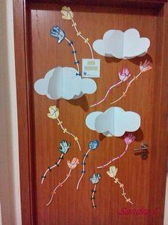 outono portas decoradas - Pesquisa Google