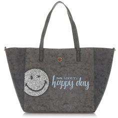 Shopping Τσάντα Le Pandorine Smiley Shopper DBW978