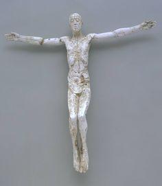 Elizabeth Frink crucifix Tate
