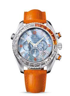 222.28.46.50.57.003 : Omega Seamaster Planet Ocean 600M Co-Axial Chronograph 45.5 Mécanique 6 Sapphires