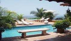 Vacation Home by owner Casa Copa de Oro, Conchas Chinas, Banderas Bayy, Mexico.
