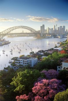 Those born under the sign of Aquarius tend to be free spirits who love being surrounded by people. You'd fit right in in a city on the water with an international feel and friendly locals. Sydney, Australia fits that description to a tee.