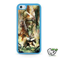 The Legend Of Zelda The Majora Mask iPhone 5C Case