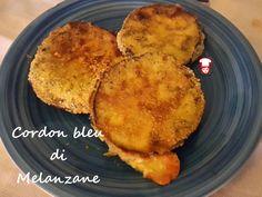 Cordon bleu di melanzane