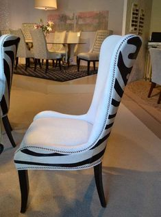 Madison McCord Interiors - DINING SEATING