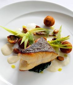 This roast turbot recipe from Robert Thompson will be sure to impress the most ardent of foodies.
