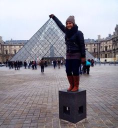 Aviva at the Louvre - What mathematical questions can you ask? That Look, Louvre, Explore, This Or That Questions, Math, Pictures, Travel, Photos, Viajes