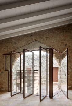 Rehabilitación De Una Masía En El Empordà - Picture gallery #architecture #interiordesign #windows