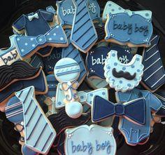 Boy cookies