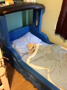 Nap time Bones, Toddler Bed, Baby, Furniture, Home Decor, Child Bed, Decoration Home, Room Decor, Home Furnishings