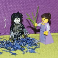 """I want to buy you flowers it's such a shame you're a boy""  (song of Emilie Simon ) #flowers #edwardscissorhands #timburton #emiliesimon #lego #legominifigures #legostagram #legophotography #legoland #legomania #legobricks #instalego #miniature #minifigures #dress #fashion #plants #littlepeople #littleworld #tinypeople #tinypeopleinbigplaces by chuck_a_pic"