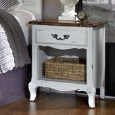 Found it at Wayfair - French Countryside 1 Drawer Nightstand