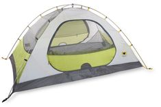 Mountainsmith Morrison 2 Person 3 Season Tent (Citron Green) Freestanding three-season, two-person tent recently recognized with 2011 Backpacker Gear Camping And Hiking, Best Backpacking Tent, Hiking Tent, Best Tents For Camping, Cool Tents, Tent Camping, Camping Gear, Camping Hacks, Camping Supplies