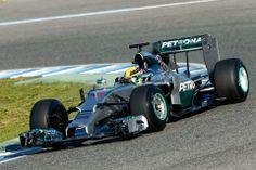MAGAZINEF1.BLOGSPOT.IT: Test Jerez 2014: Riassunto Terza Giornata