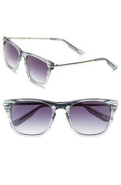 Women's Jason Wu 'Dani' 52mm Sunglasses - Green Striped
