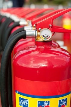 Keeping Your Family Safer with Fire Extinguishers