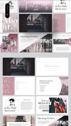 Presentation of the new LONDON was created multipurpose template that will meet the latest design trends, as well as extremely easily customized by any user
