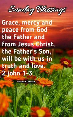 2nd John 1:3
