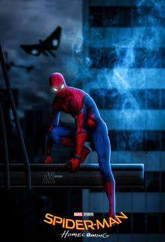 Spiderman-homecoming by AlexLex1