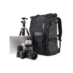 Amazon.co.jp|Thule カメラバッグ Covert DSLR Backpack 日本正規代理店品 CS4758 TCDK-101|カメラ通販