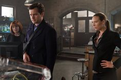 Nina, Peter and Olivia. - #Fringe - Season Finale =(