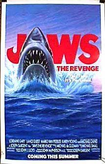 """Jaws: The Revenge (1987) """"It's definitely as bad as its reputation"""""""