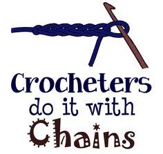hahaa!! Crochet humor!!