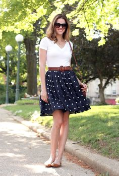 Classy and Flirty Summer Fashion.