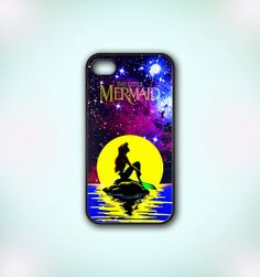 #Disney #TheMoon #Ariel #TheLittleMermaid iphone case