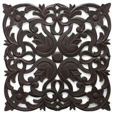 Fetco Home Decor Vaughn Medallion Wall Décor & Reviews | Wayfair