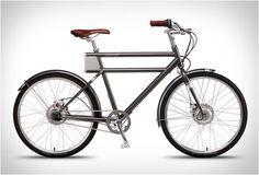 BICILETA ELÉTRICA - FARADAY PORTEUR S  A empresa San Francisco fabricante de bicicletas elétricas, lançaram a bicicleta elétrica Porteur S, um modelo mais acessível do que o seu primeiro lançamento, o Porteur.