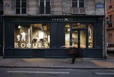 Boutique Soeur rue Bonaparte Paris 6ème Rue Bonaparte Paris, At A Glance, Boutiques, Paris France, Kids Fashion, Architecture, Building, Travel, Things To Sell