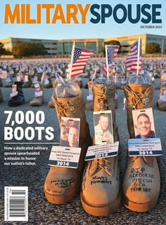#MilitarySpouse .... October 2015 Issue http://militaryspouse.com