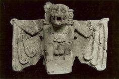 Camazotz, Mayan/ Mesoamerican 'Death Bat'a Lord in Xibalbá, associated with…