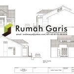 drafter autocad desain bangunan Modern Bungalow House, Autocad, House Plans, Floor Plans, House Design, How To Plan, Kitchens, Model, Home Decor