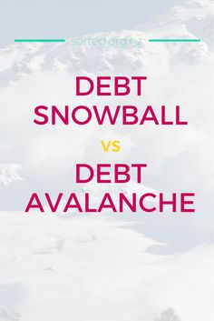 Debt snowball or debt avalanche? What's the best way to pay off debt? There are two main methods of debt repayment. Read on to find out more about the best ways to repay debt and get out of debt fast. Debt Repayment, Debt Payoff, Debt Snowball Worksheet, National Debt Relief, Pay Debt, Paying Off Credit Cards, Student Loan Debt, Get Out Of Debt, Money Saving Tips