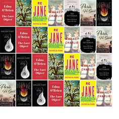 """Saturday, May 9, 2015: The Marcellus Free Library has three new bestsellers and five other new books in the Literature & Fiction section.   The new titles this week include """"The Love Object: Selected Stories,"""" """"The Children's Crusade: A Novel,"""" and """"Re Jane: A Novel."""""""
