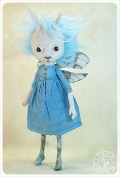 doll Blue Bunny pix