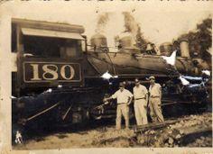 Locomotora 180.  IRCA, Guatemala