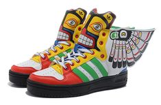 timeless design 84dc8 7ec98 Jeremy-Scott-x-adidas-Originals-JS-Wings--Totem