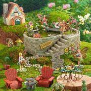 Take a look at the Miniature Magic: Garden Décor event on #zulily today!