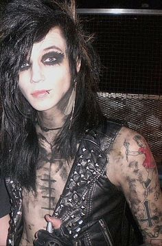 Andy, Black Veil Brides
