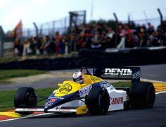 "Nigel Mansell Williams 1985 """