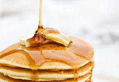 Buttermilk Pancakes - Real Recipes from Mums
